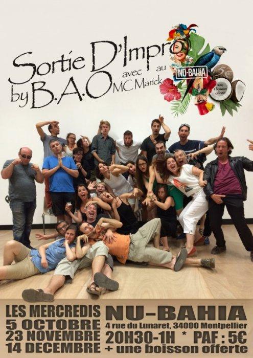 l atelier d impro du bao s invite en compagnie bao