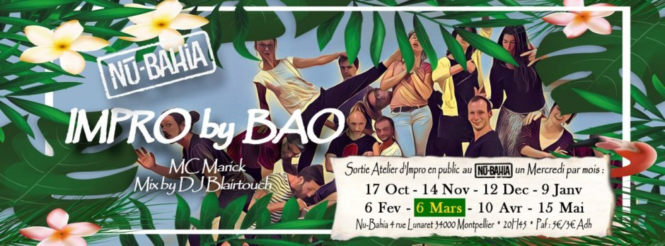 L'IMPRO by BAO BE BACK !